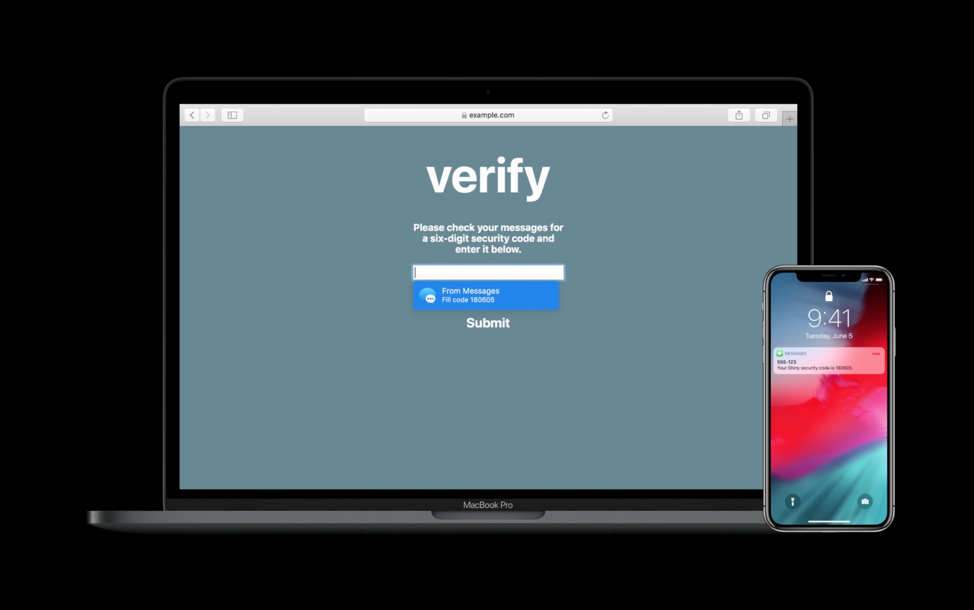 Security code AutoFill: is this new iOS feature a security risk for