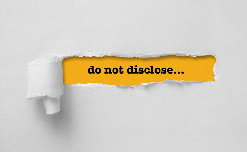 What We Disclose When We Choose Not To Disclose: Privacy Unraveling Around Explicit HIV Disclosure Fields